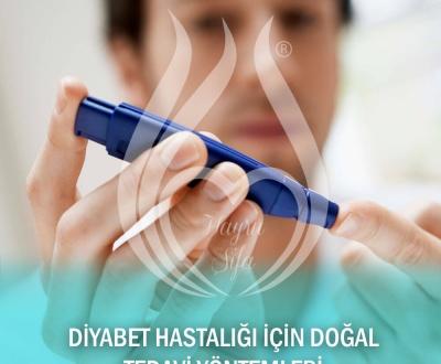 Diyabet Hastalığı Doğal Tedavi Yöntemleri
